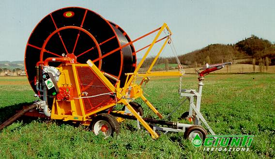 Systemy nawadniające dla rolnictwa