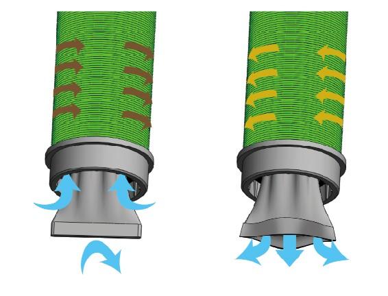 Wkład filtra dyskowego