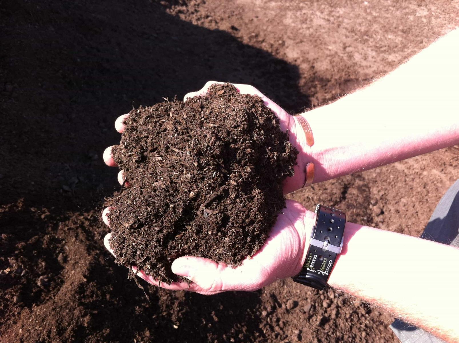 Przygotowanie ziemi pod trawę z rolki